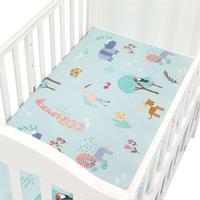 130X70X22 см детские матрасы для детской кроватки юбка для детской кроватки легкие мягкие хлопковые постельные принадлежности высокого качест...