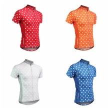 2019 Summer collection Cycling jersey Men short sleeve  riding bike clothing tops Maillot de ciclismo verano multi color