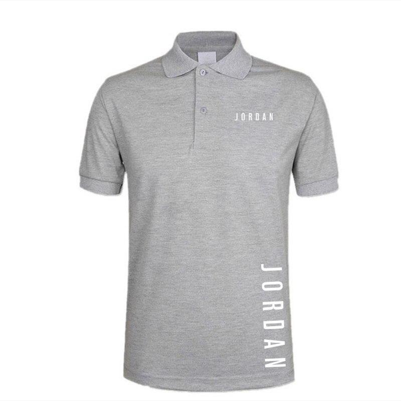 Рубашка-поло мужская с коротким рукавом, повседневная сорочка из дышащего хлопка, с принтом жирафа, майка для гольфа, однотонная брендовая о...