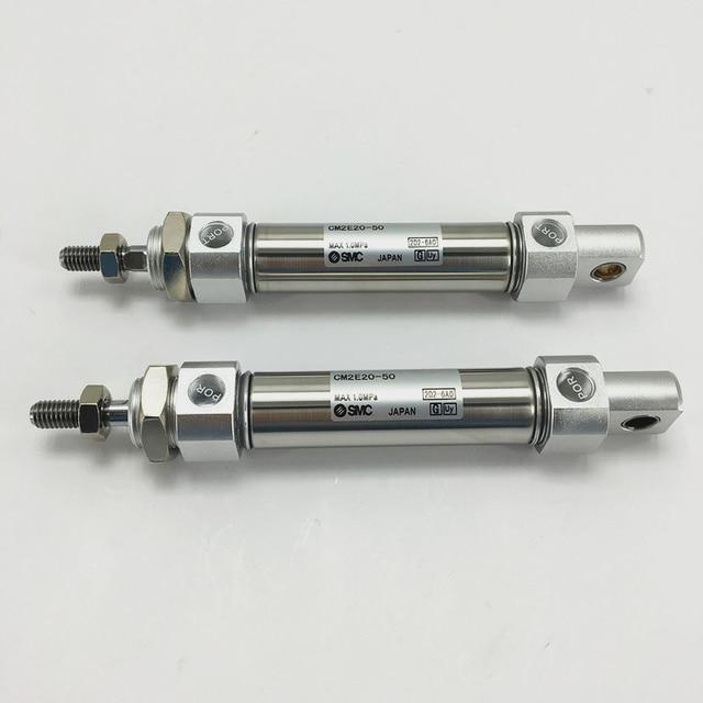 CM2E20 50 Standard Type Single Acting Spring Return Extend Air Cylinder CM2E series