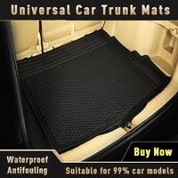 Car Trunk Mats for skoda octavia tour suzuki vitara 2019 Mazda cx 7 bmw f25 Accessories Car Cargo Liner Boot Carpet Trunk Mats