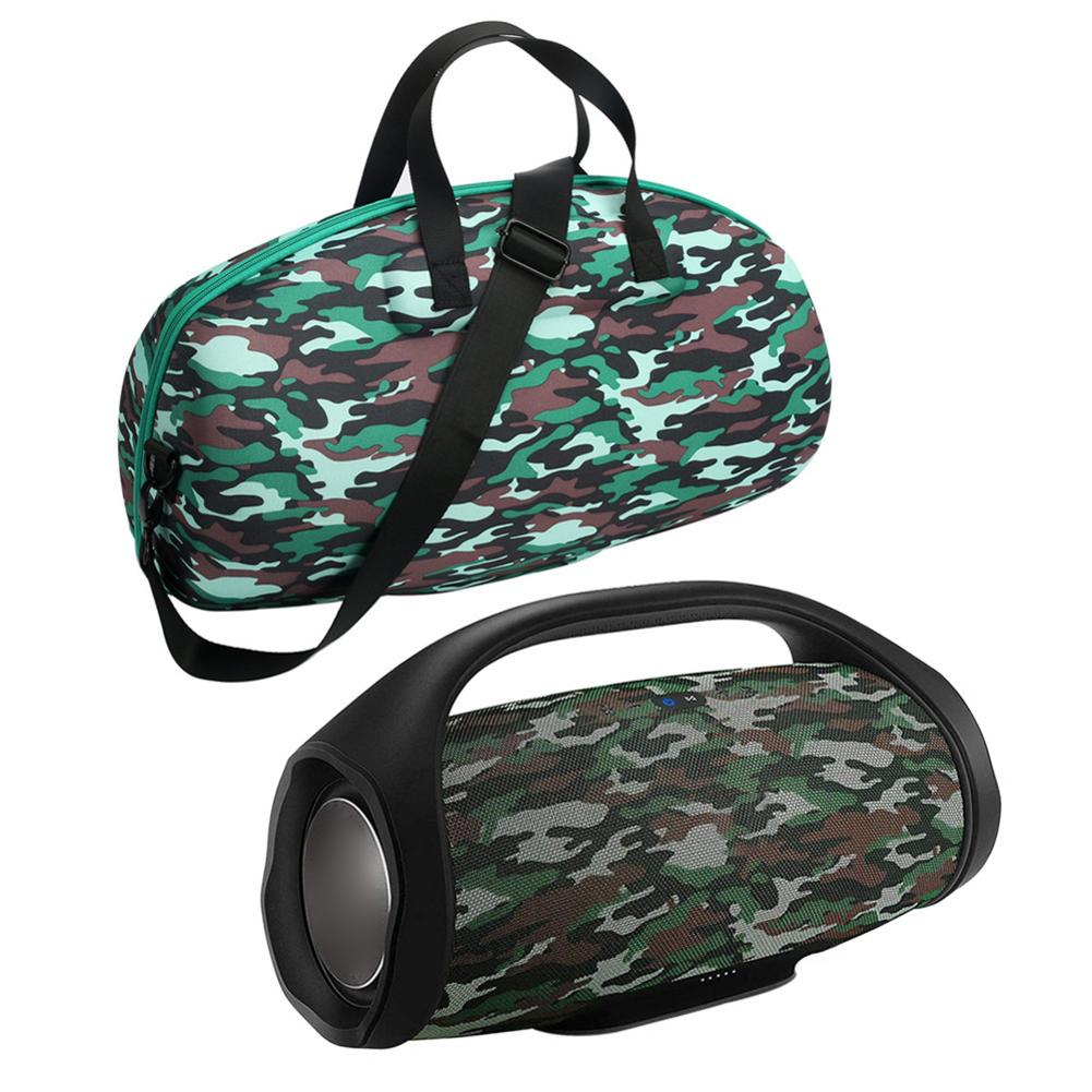 Portable Camouflage Pattern Travel Carry Cover Bag Hard Travelling Case For JBL BOOMBOX Speaker Storage Bag Organizer #5YL