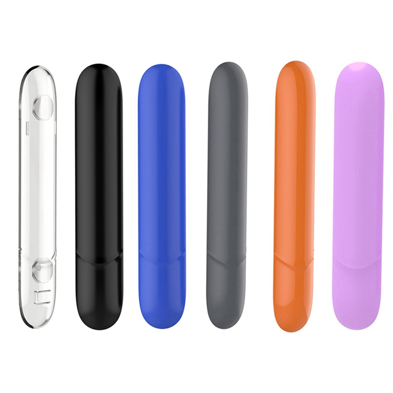 Black Blue Purple Side Cover Magnetic Door Cover E Cigarette Accessories Replaceable Outer Case  For IQOS 3.0