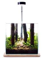 Fish Tank Small Water free Desktop Creative Home Living Room Aquarium Super White Glass Lazy Man Mini Douyu Ecology Acuario