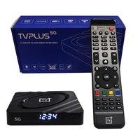 Dispositivo de TV inteligente, decodificador con Android 9,0, 5G, Amlogic S905X3, 2GB + 16GB, para Asia, India, Países Bajos, Bélgica, Alemania, EX-YU, Polonia, Arabia, Latino