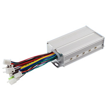 600W 48V 64V 25A Waterproof Design Brush Speed Motor Controller for Electric Scooter Bicycle E Bike Tricycle Controller