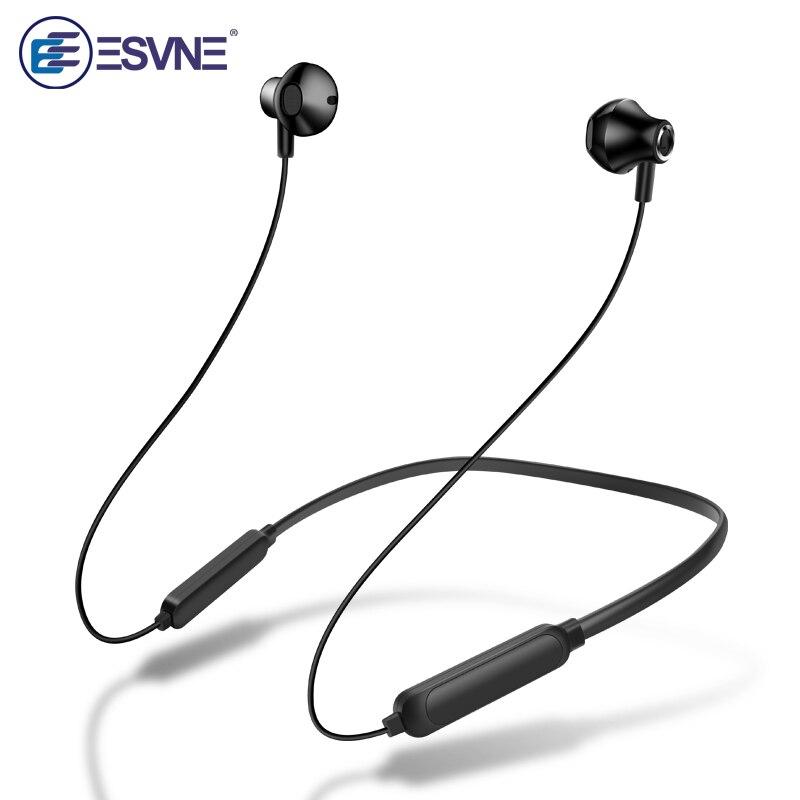 Esvne Ipx5 Waterproof Wireless Headphones For Iphone 11 Samsung Bluetooth Earphone True Wireless Earbuds Wireless Headset Gamer Buy At The Price Of 9 73 In Aliexpress Com Imall Com