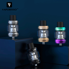 New Original Vaporesso SKRR S Vape Tank 8ml Capacity with Top fill System & QF Strips Meshed Coil Electronic Cigarettes Atomizer original s body helix tank atomizer