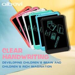 Aibevi графический планшет электроники планшет для рисования Смарт ЖК-планшет для письма доска для рисования 11 дюймов светильник Pad ручка для ...