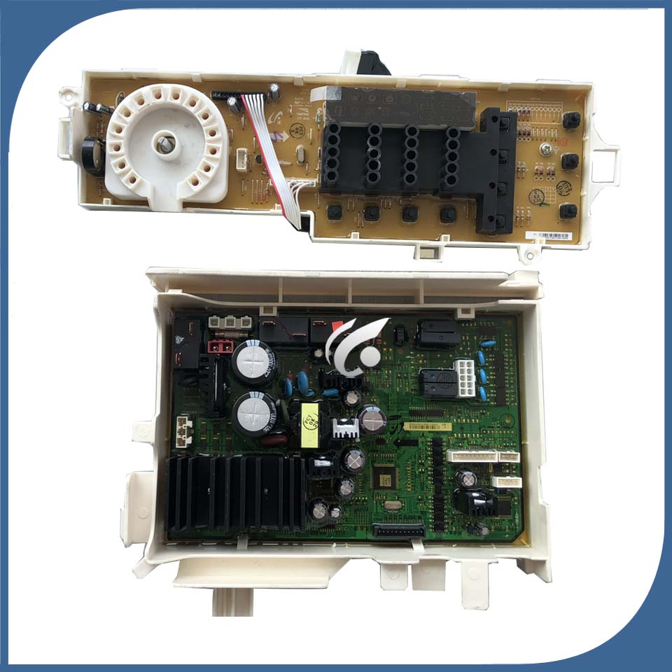 Open-Minded For Samsung Washing Machine Computer Board Wd702u4bkgd Bkwq Dc92-01132a Part