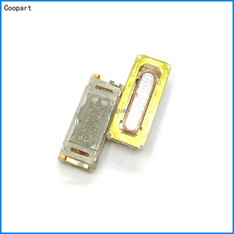 2pcs/lot Coopart New Earpiece Ear Speaker Replacement For Sony Xperia XA1 G3121 G3125 G3112 G3116 High Quality