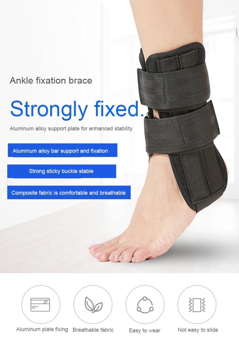 Ankle Fracture Adult|Braces