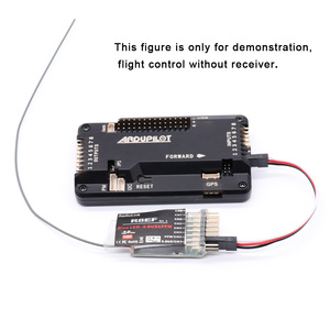 Image 4 - Apm2.9 apm2.8 placa de controlador de voo, suporte para ppm apm2.6 2.8, bússola interna atualizada para quadricóptero rc
