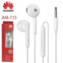 Headset Mic Earphone Huawei Honor AM115 P10-Plus for P7 P8 P9-Lite Honor/5x6x/Mate/..
