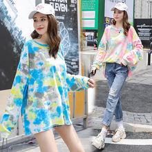 2020 autumn new european and american fashion casual plus size