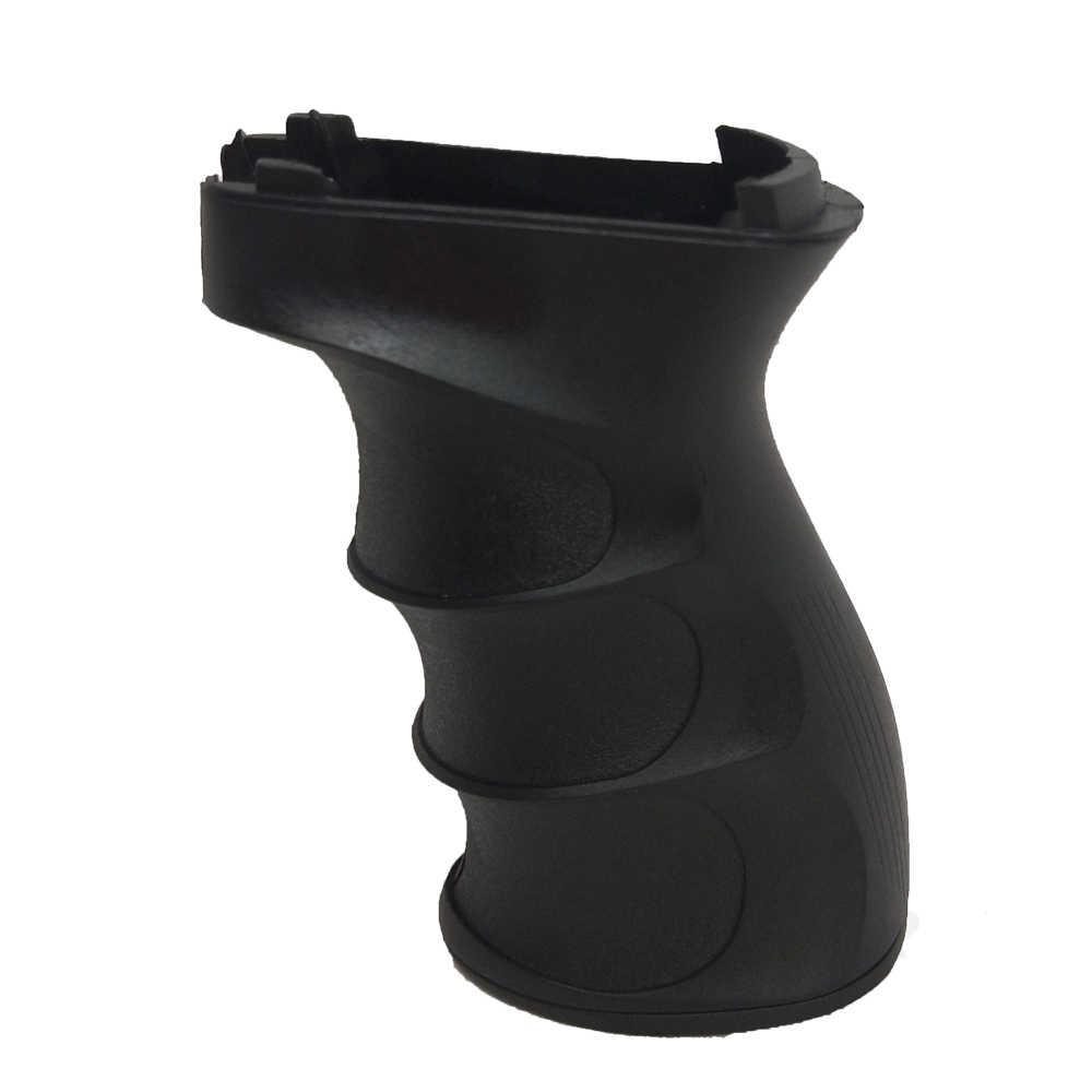 TOtrait táctico AK47 de Airsoft la empuñadura de la pistola para QD riel Picatinny Bípode de agarre de la manija Foregrip accesorios caza