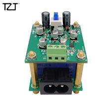 TZT 220V to ±5V Dual Power Supply Module 1mW Ultra Low Ripple Linear Power Supply
