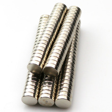 10pcs N35 10x3mm Magnet Round Magnet Strong Permanent Magnets Rare Earth Neodymium Magnet 10X3MM Imanes Disc