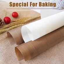 Pastry Baking-Mat Heat-Resistant-Pad Non-Stick Oilpaper BBQ Outdoor Reusable