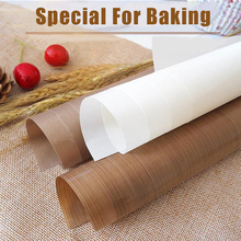 Pastry Baking-Mat Heat-Resistant-Pad Non-Stick Outdoor Bbq for Oilpaper Reusable