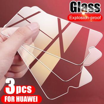 3 sztuk ochronne szkło hartowane dla Huawei Y5P Y6P Y7P Y8P Y6S Y7S Y8S Y9 ochraniacz ekranu dla Huawei Y6 Y7 Y9 Prime 2018 2019 tanie i dobre opinie TUMI OvO CN (pochodzenie) Przedni Film Y5 Lite Y5 2019 Y6 2019 Lustro Film