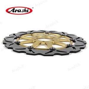 Image 2 - Arashi 1 Pair For MORINI CORSARO 1200 2005 2009 CNC Floating Front Brake Disc Brake Rotors 2005 2006 2007 2008 2009