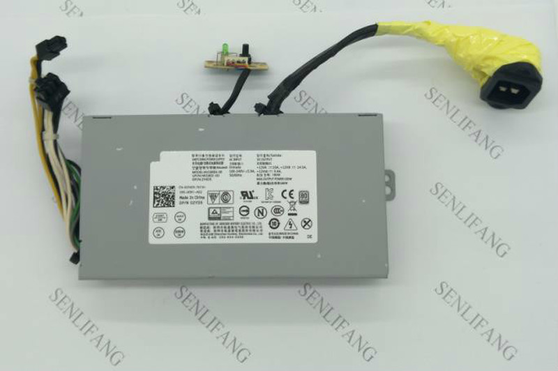PSU For Dell Optiplex 3030 3048 Power Supply HU180EA-00 DPS-180AB -14A AC180EA-00.D180EA-00 2Y4D5 HKF1802-3D