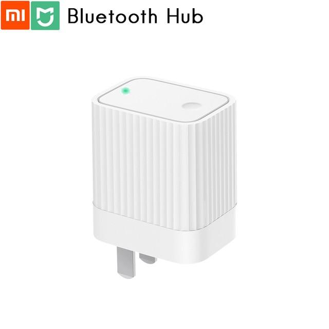 شاومي Qingping بلوتوث بوابة بلوتوث واي فاي ذكي الربط mijia المعدات المنزلية لتطبيق mi المنزل