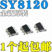 Original novo 10 peças/sy8120b1abc wb sy8120 SOT23-6