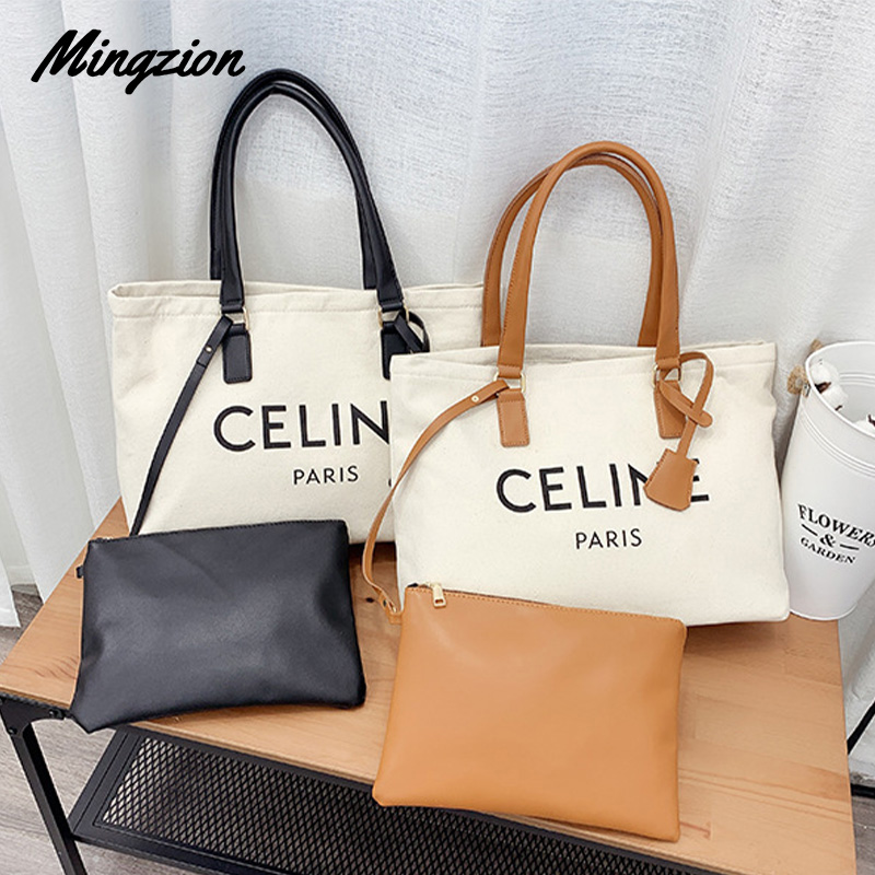 Mingzion Vintage Women Shoulder Bag Female Retro Casual Totes Brand High Capacity Lady Elegant Beach Shopping Handbag