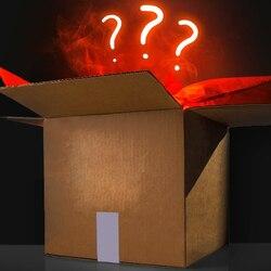 10 artículos diferentes de Fuuny Geek decoración del hogar novedad regalos secretos Super Geek paquete caja de suscripción la caja misteriosa del misterio