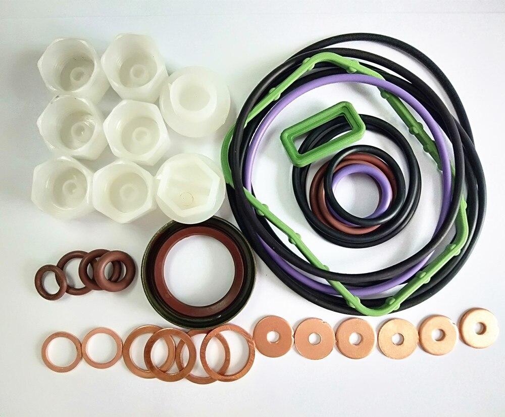 Free shipping!VP44 oil pump repair kits for Bo-sch, common rail oil pump repair kits, VP44 pump fluoro repair kits