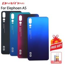 BingYeNing yeni orijinal Elephone A5 pil kutusu koruyucu pil kutusu arka kapak için 6.18 inç Elephone A5 telefon