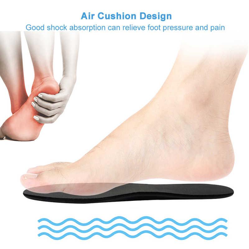 ซิลิโคนเจล Insoles สนับสนุน Arch สำหรับชายหญิงแบนเท้าที่ถูกต้องกีฬารองเท้า Pad วิ่งใส่ Shock Absorption เบาะรองพื้น