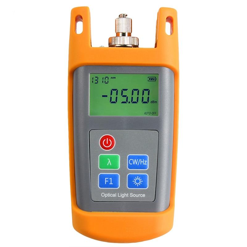 Handheld Mini Optical Light Source 1310/1550nm OLS Fuente De Luz Optica