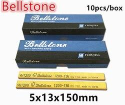 5x13x150mm BellStone Sharpener Oil Stone mold Polishing hign grade VH polishing stone