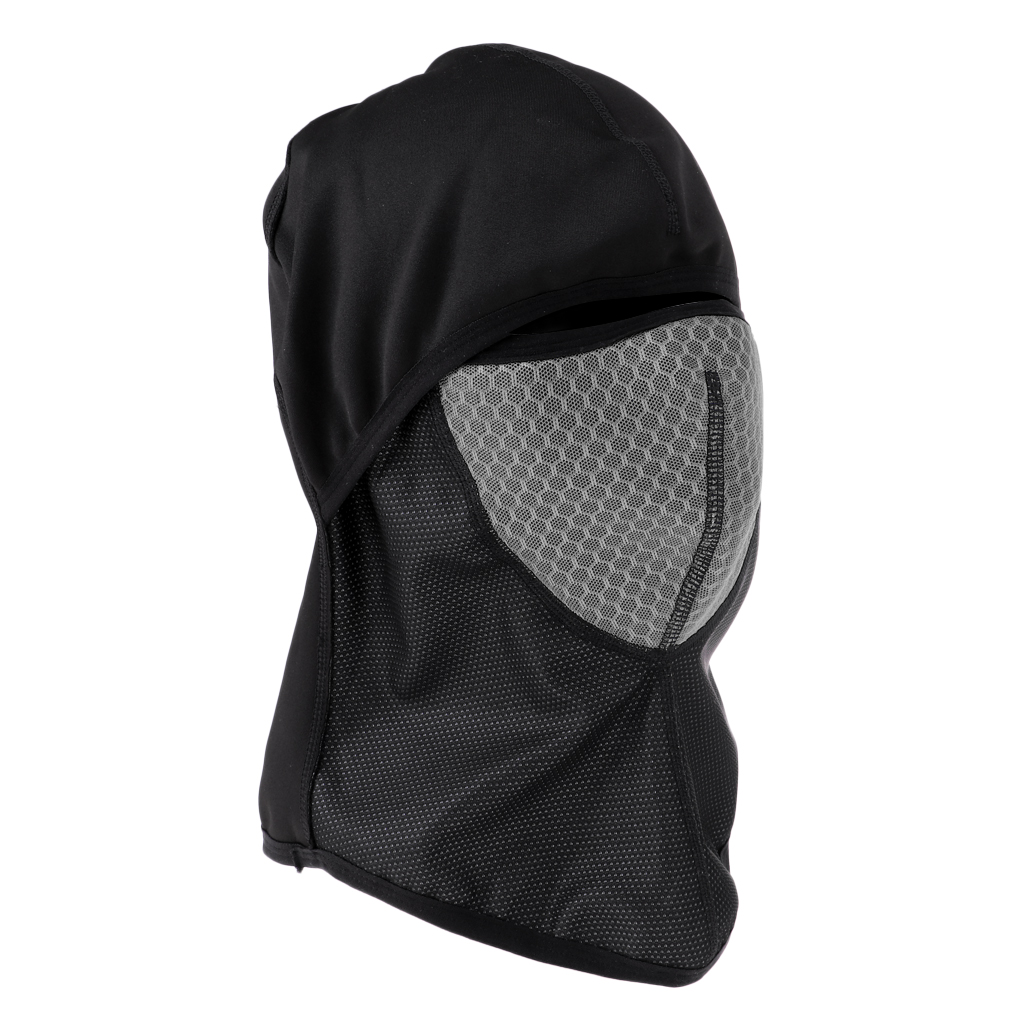 Elastic Outdoor Windproof Cycling Face Mask Filter Bicycle Neck Warmer Cover