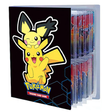 Pokemon Cards EX GX Album Book 240/80cs Binder Folder Anime Game Card Collectors Holder Capacity  Children Loaded ListToys