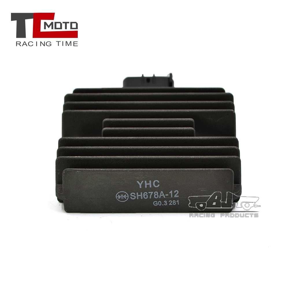 Motorcycle Regulator Rectifier For Yamaha <font><b>XT660Z</b></font> XTZ660 YP400 Majesty VP300 XP500 T-MAX SX700 Viper YFM 450 Grizzly XMAX YP250R image