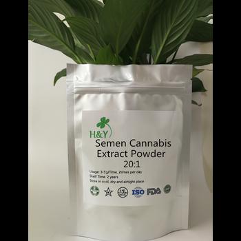 150-1000g Free Shipping Relaxing Bowels Semen Cannabis Extract Fructus Cannabis Powder 20:1 In Stock 10 1 bulk powdered kavalactones kava extract 1kg free shipping