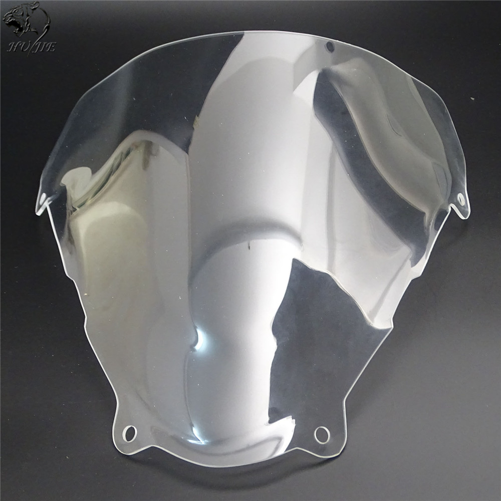 Image 5 - For Suzuki SV650 SV650S SV 650 650S 1999 2000 2001 2002 Double Bubble Windscreen Windshield Shield Screen-in Windscreens & Wind Deflectors from Automobiles & Motorcycles