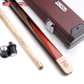 Hot sale Fury new snooker cue stick with case 9.8mm tip Canada ash shaft brass joint billiard cue kit snooker stick kit бильярд o min snooker cue model cobra high level cue tip 9 5mm 10mm length 145cm 3 4 jointed cues handmade billiard stick