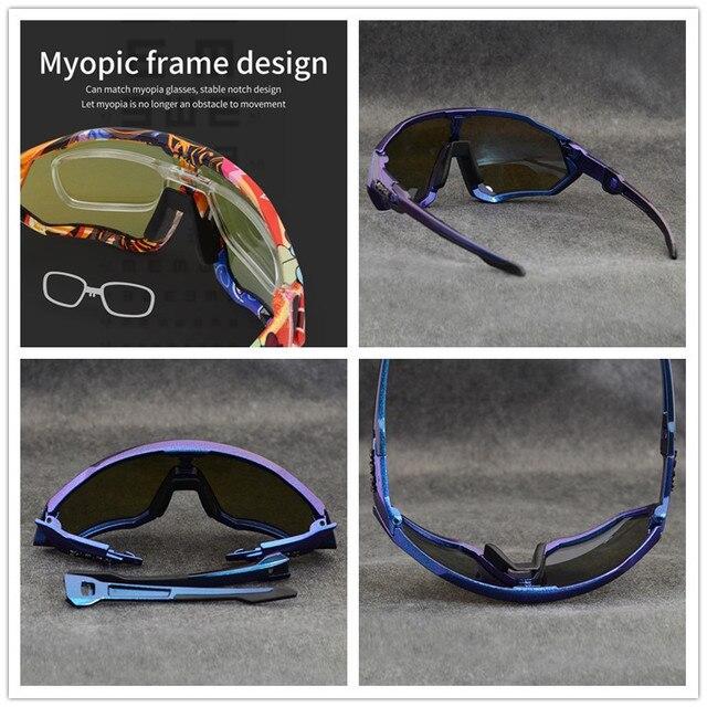 Tr90 quente ciclismo óculos de sol mtb polarizado esportes ciclismo óculos de bicicleta mountain bike óculos de ciclismo 4