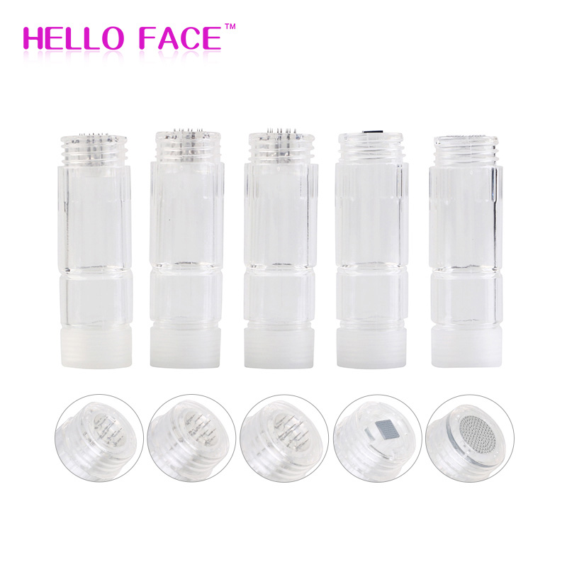 Hydra Pen H2 Needle Cartridges 10 Pcs 12 Pins Needle Nano-HR Nano-HS Cartridge Hyaluronic Needle Original Hydrapen Microneedles