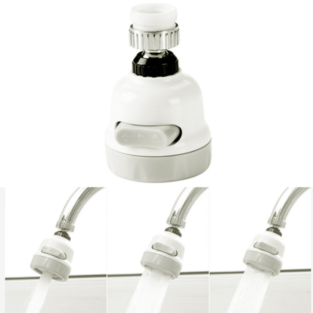 3 Modes 360° Rotatable Spray Head Tap Durable Faucet Filter Nozzle KitchenTap Nozzle Torneiras Pressurized Tap Filter Faucet