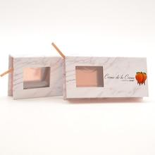 100/pack nach lash boxen verpackung wimpern box mit logo faux cils 25mm nerz wimpern streifen quadratische magnetische fall groß anbieter