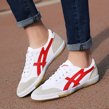 EU34-40 Quality Canvas Classic Table Retro Track and Field Shoes Tennis Shoes Training Shoes Fitness Kung Fu Tai Chi Training Sh