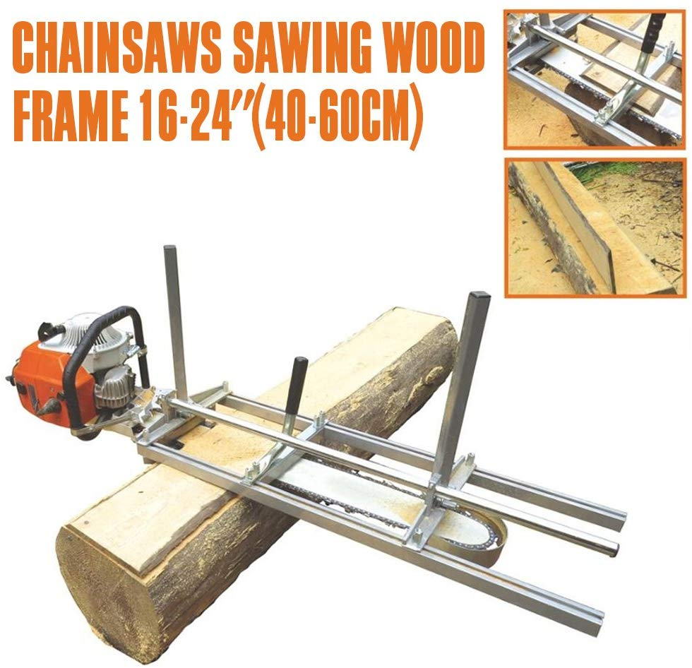 Portable Chainsaw Mill Planking Milling From 24