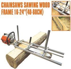 Tragbare Kettensäge Mühle Beplankung Fräsen Von 24 36 Guide Bar Holz Holz Schneiden Sägewerk Kettensäge Mühlen Builders Holzarbeiter