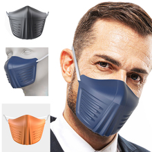 Men and Women PE Face Mask Reusable Household Protective Equ